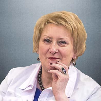 Елена Михайловна Редченкова.